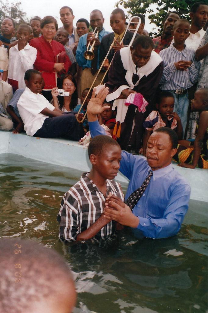 The Baptized